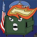 President Dumpster Fire